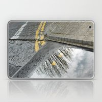 Road tree Laptop & iPad Skin