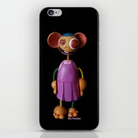 Bia Favolas iPhone & iPod Skin
