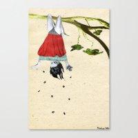 sterntaler Canvas Print