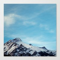 Tops. Canvas Print