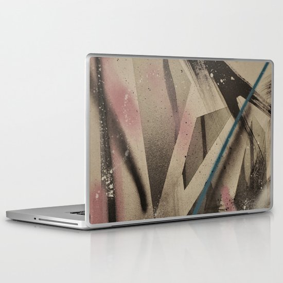 vapour 2 Laptop & iPad Skin