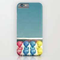 iPhone & iPod Case featuring Fairground Lights II by Cassia Beck