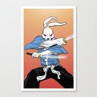 Usagi Yojimbo Canvas Print
