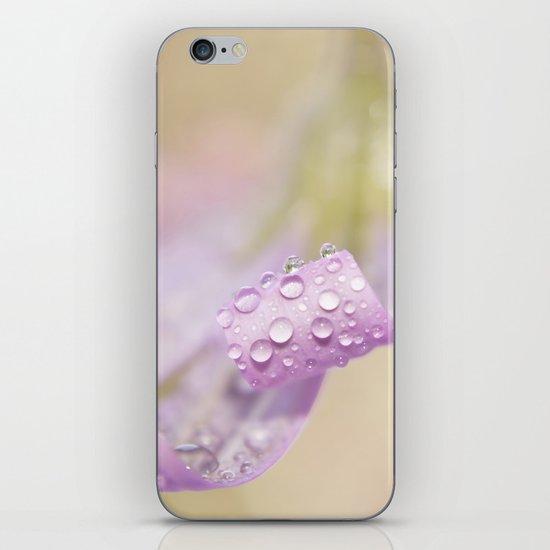 daisy curls iPhone & iPod Skin