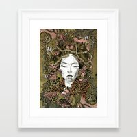 The Sanctuary Framed Art Print