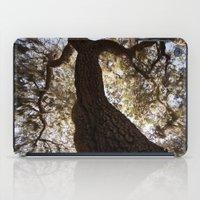 Looking Upwood 2 iPad Case