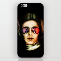 STAR WARS Princess Leia  iPhone & iPod Skin