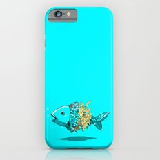 Fish & Chips iPhone 6 Slim Case