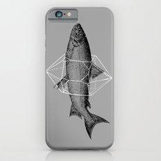 Fish In Geometrics iPhone 6 Slim Case