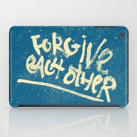 Take Care of Each Other, Part 5 iPad Case