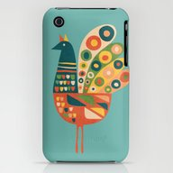 Century Hen iPhone (3g, 3gs) Slim Case