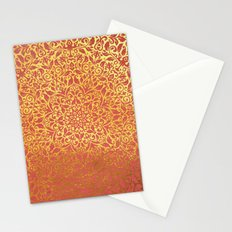 The Golden Circle Stationery Cards
