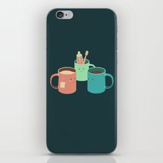 Mugs iPhone & iPod Skin