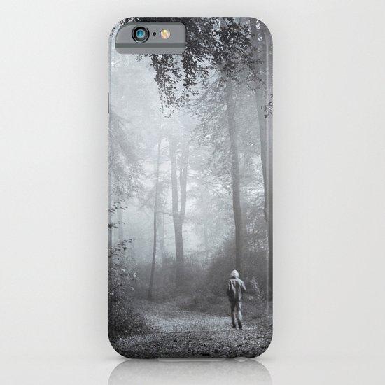 seeking silence iPhone & iPod Case