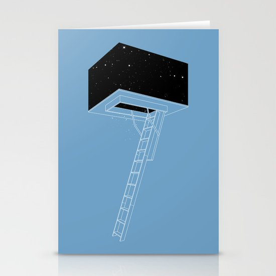 The Attic Stationery Card