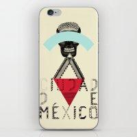 Locals Only - Ciudad De … iPhone & iPod Skin