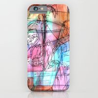 iPhone & iPod Case featuring Emub by Larcole