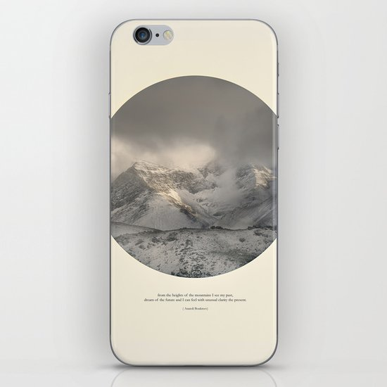 love the mountains... iPhone & iPod Skin