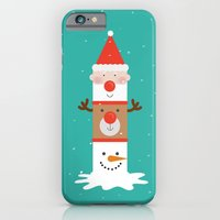 Day 11/25 Advent - Holid… iPhone 6 Slim Case