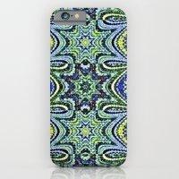 A Winter Garden iPhone 6 Slim Case