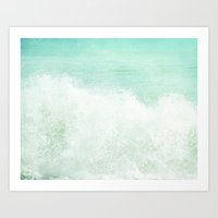 The Spell of the Sea Art Print