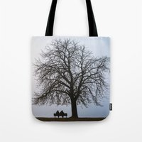 That Night We Sat Togeth… Tote Bag