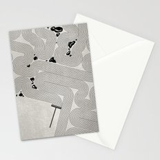 Zen Garden. Stationery Cards