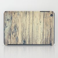 Wood Photography II iPad Case