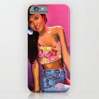 Kelly Kapowski iPhone 6 Slim Case