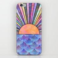 Sunrise iPhone & iPod Skin