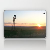Montana Sunset Laptop & iPad Skin