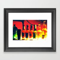 Acquired Taste Framed Art Print