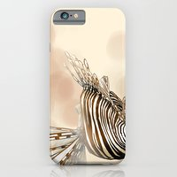 iPhone & iPod Case featuring Poisson : Rascasse by Angy'art