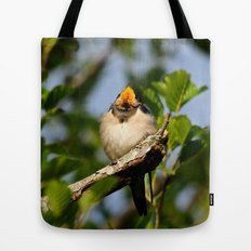 Singing swallow Tote Bag