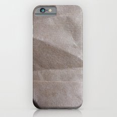 Brown bagging it. iPhone 6s Slim Case