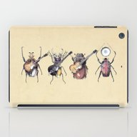 Meet The Beetles iPad Case