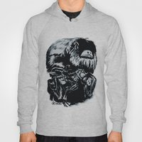 Old World Monkeys Hoody
