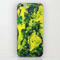 Moss Skin I iPhone & iPod Skin