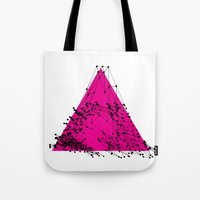 A (abstract geometrical type) Tote Bag