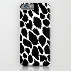 Leopard Polka iPhone 6s Slim Case