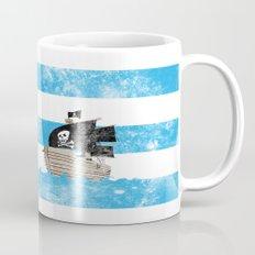 Pirates Love Stripes Mug