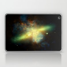 Galaxy : Messier 82 Laptop & iPad Skin