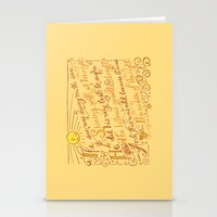 The Walrus and the Carpenter, Stanza 1 Stationery Cards