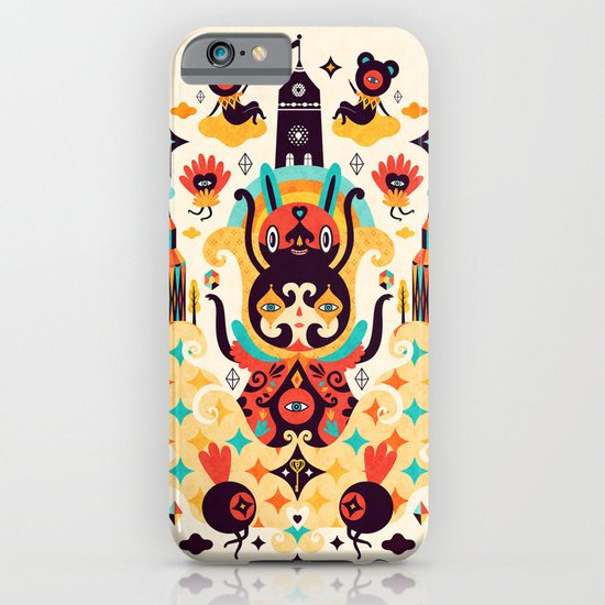 The Secret Key iPhone & iPod Case