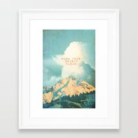 WASH YOUR SPIRIT CLEAN (… Framed Art Print