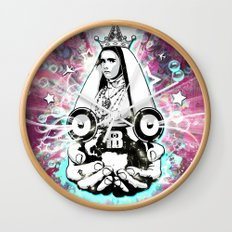 Poster RB Wall Clock