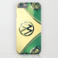 Aqua Sprinkles iPhone 6 Slim Case
