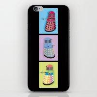 Dalek Dreams iPhone & iPod Skin
