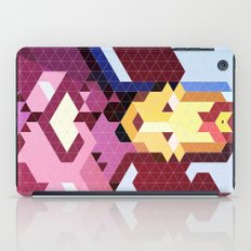 Geometric Ironman iPad Case