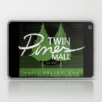 Twin Pines Mall Laptop & iPad Skin